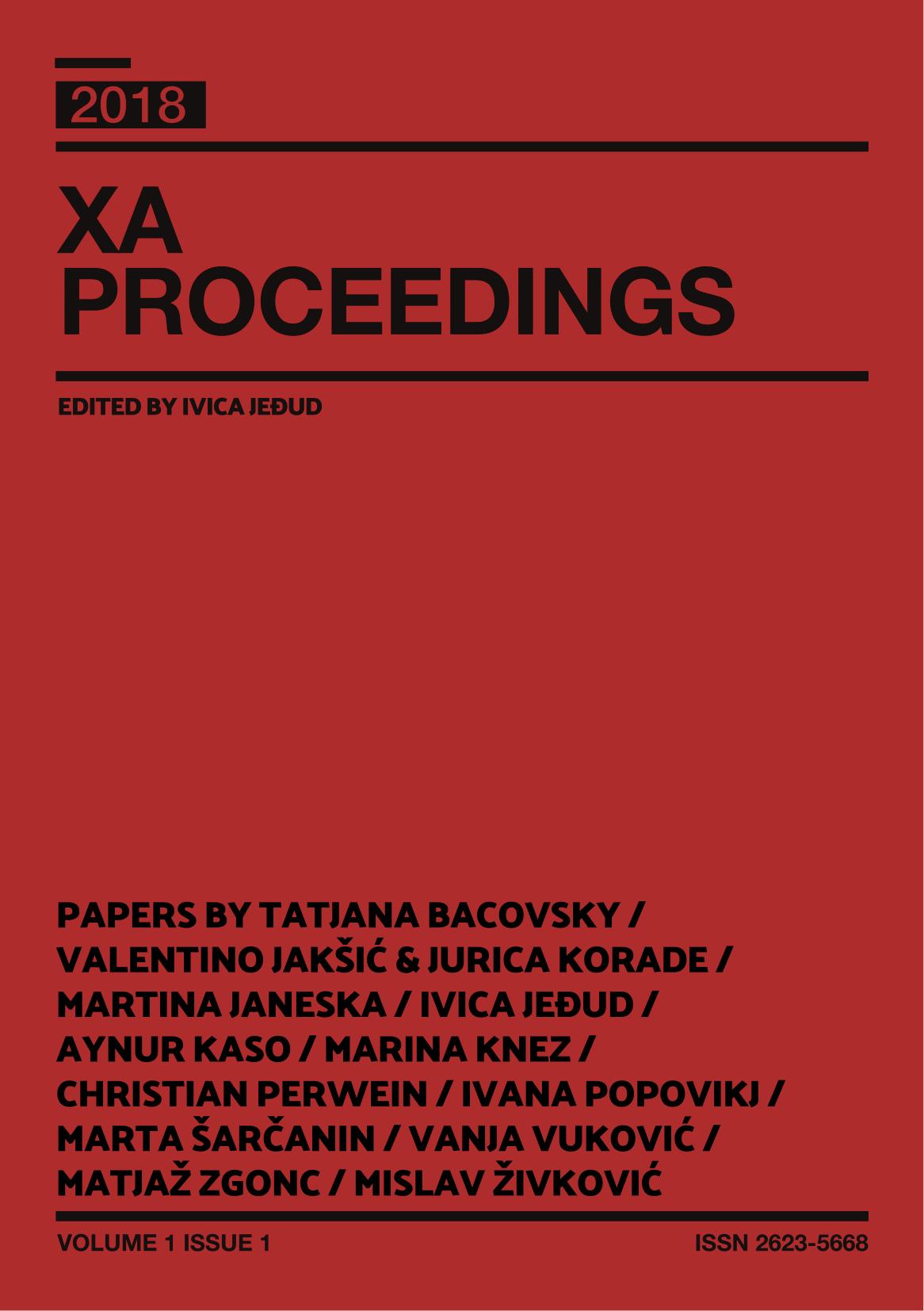 XA Proceedings